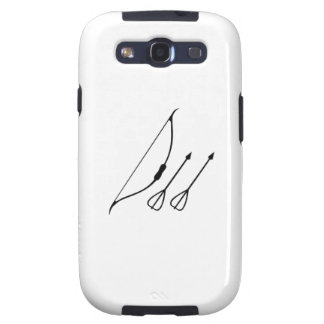 Bow and Arrows Samsung Galaxy S3 Cases