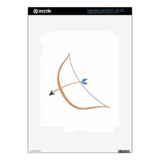 Bow & Arrow iPad 3 Decals