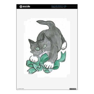 Bow Attack by Gray Kitten Decal For iPad 2