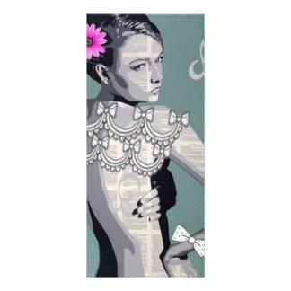 bow beauty rack card
