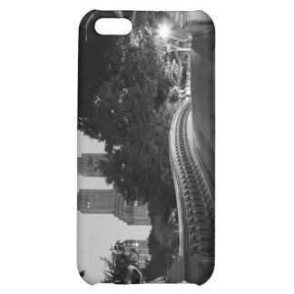 Bow Bridge at Dusk, Central Park iPhone 5C Covers