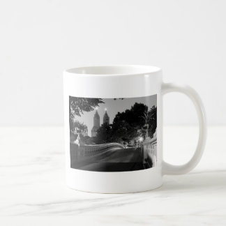 Bow Bridge at Dusk, Central Park Mug