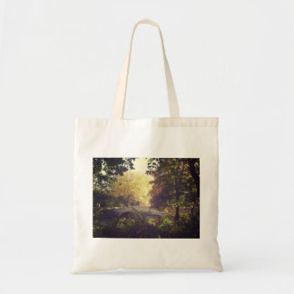 Bow Bridge Framed By Trees,Central Park, NYC Tote Bag