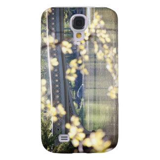 Bow Bridge in Summer Galaxy S4 Case