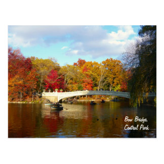 Bow Bridge Postcard