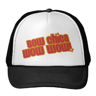 Bow Chica Wow wow Trucker Hat