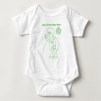Bow Chicka Baby Bodysuit