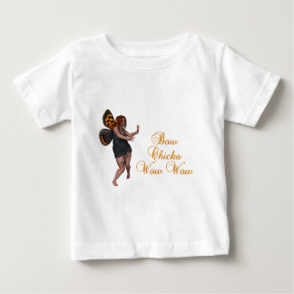 Bow chicka wow wow t-shirts