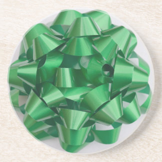 Bow Coaster in Green