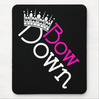 Bow Down $13.95 Collectible Mouse Pad