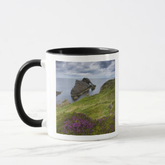 Bow Fiddle Rock, Portknockie, Scotland Mug