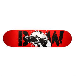 BOW Gunman Skateboard Deck