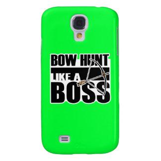Bow Hunt Like a Boss Funny gif HTC Vivid / Raider 4G Case