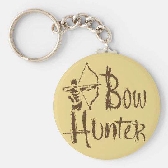 Bow Hunter Keychain