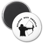Bow Hunting Archery Silent But Deadly Magnets