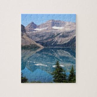 bow-lake-504 jigsaw puzzle