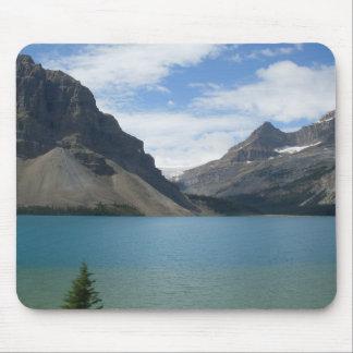 Bow Lake Mouse Pad