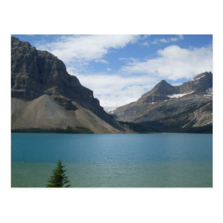 Bow Lake Postcard