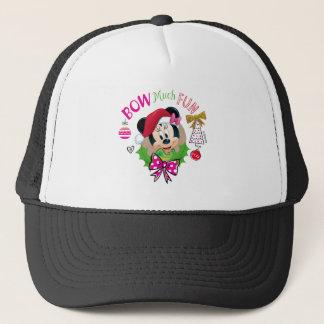 Bow Much Fun Trucker Hat