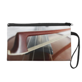 Bow on Violin Wristlet