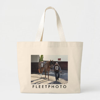 Bow Tie Affair Large Tote Bag