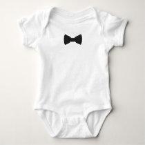 Bow-tie Baby Onsie Baby Bodysuit