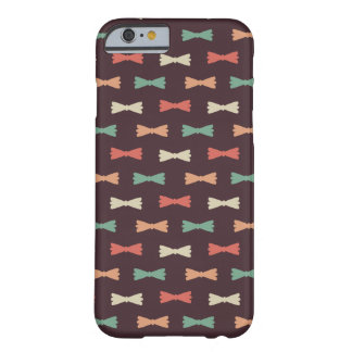 Bow Tie Barely There iPhone 6 Case