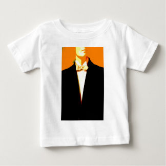 Bow Tie Beau Baby T-Shirt