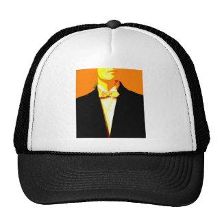 Bow Tie Beau Mesh Hat