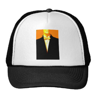 Bow Tie Beau Trucker Hat