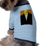 Bow Tie Beau Pet Shirt