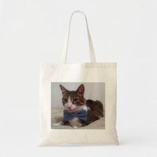 Bow Tie Cat Bag
