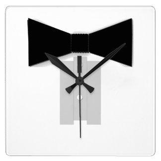 Bow Tie Clock