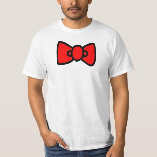Bow Tie dress up shirt for last minute occasions.