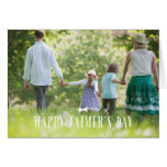 Bow Tie Father's Day Greeting Card - White at Zazzle