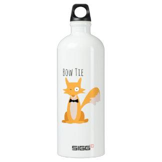 Bow Tie Fox SIGG Traveler 1.0L Water Bottle