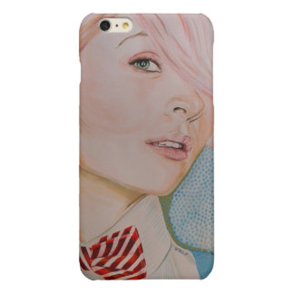 Bow Tie hoesje Glossy iPhone 6 Plus Case