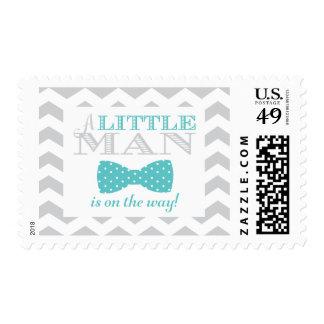 """Bow Tie """"Little Man"""" Stamp"""