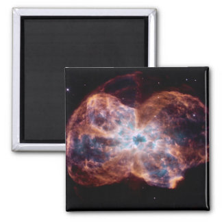 Bow Tie Nebula Refrigerator Magnets