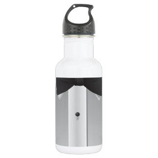 Bow tie 18oz water bottle