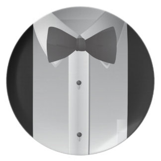 Bow tie plates