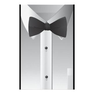 Bow tie stationery