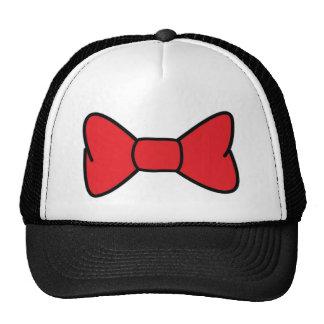 Bow Tie Trucker Hat