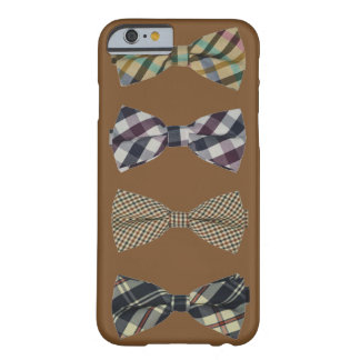 Bow Ties Are Cool Barely There iPhone 6 Case