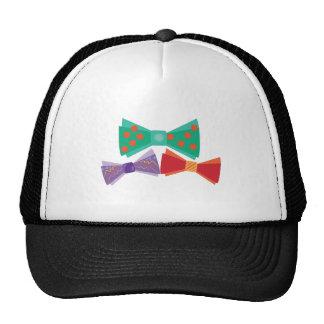 Bow Ties Hats