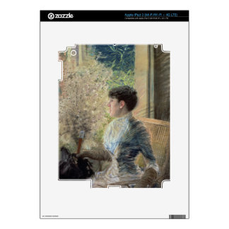Bow Window, 1883 Decal For iPad 3