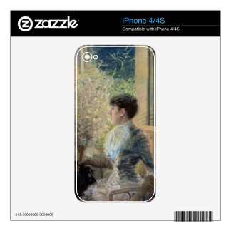 Bow Window, 1883 iPhone 4 Skins