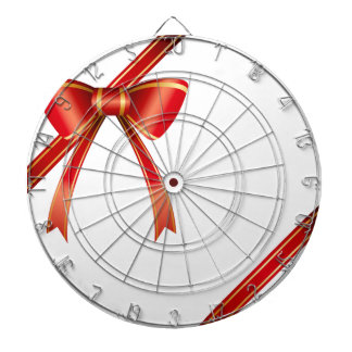 Bow With Ribbon Icon Dartboards