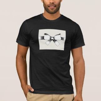 Bow With Ribbon Mens T-Shirt