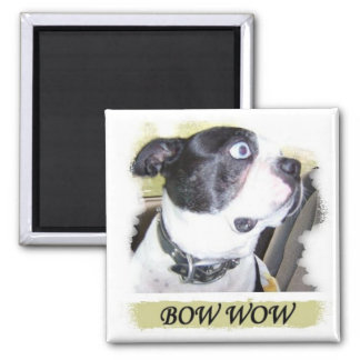 BOW WOW MAGNET